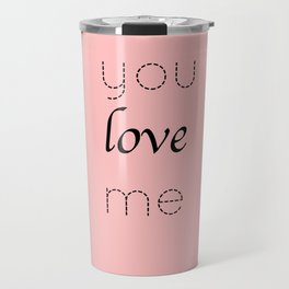 Gossip Girl: You know you love me - tvshow Travel Mug