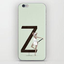 Zena & Meta iPhone Skin
