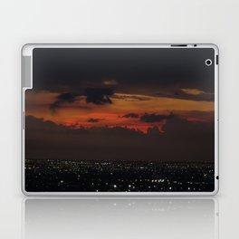 A Sky On Fire Laptop & iPad Skin