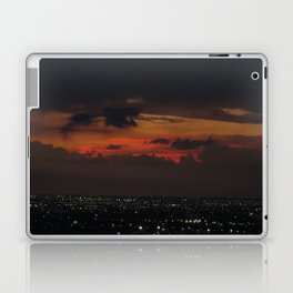 A Sky On Fire Laptop & iPad Skin