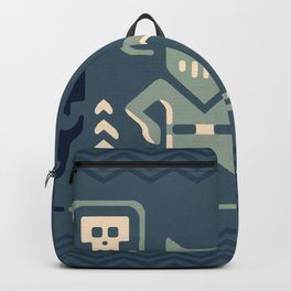 Skull collector Backpack
