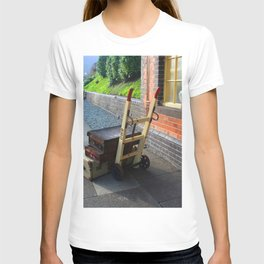 Waiting For The Train T-shirt