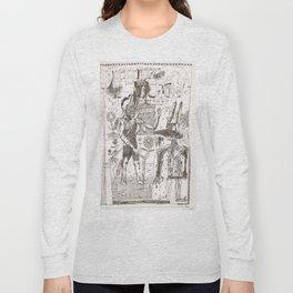 Defecto crow Long Sleeve T-shirt