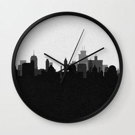 City Skylines: Jerusalem Wall Clock