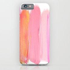 Brush Strokes iPhone 6s Slim Case