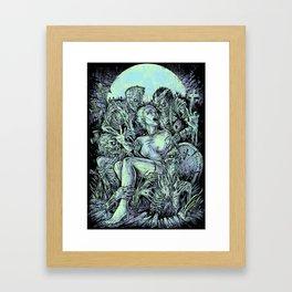 The Return of the Living Dead Framed Art Print