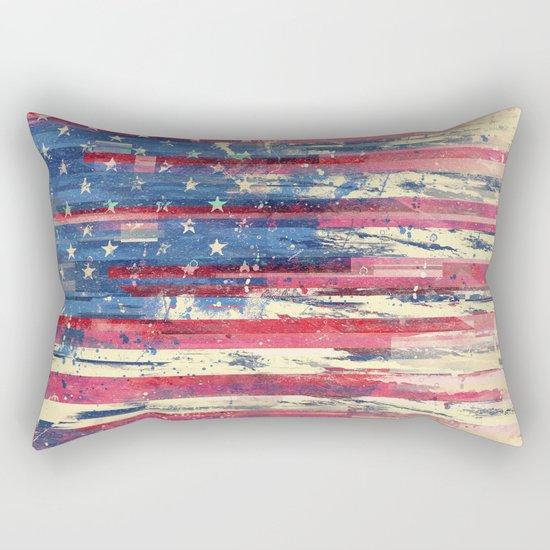 Amerikka Rectangular Pillow