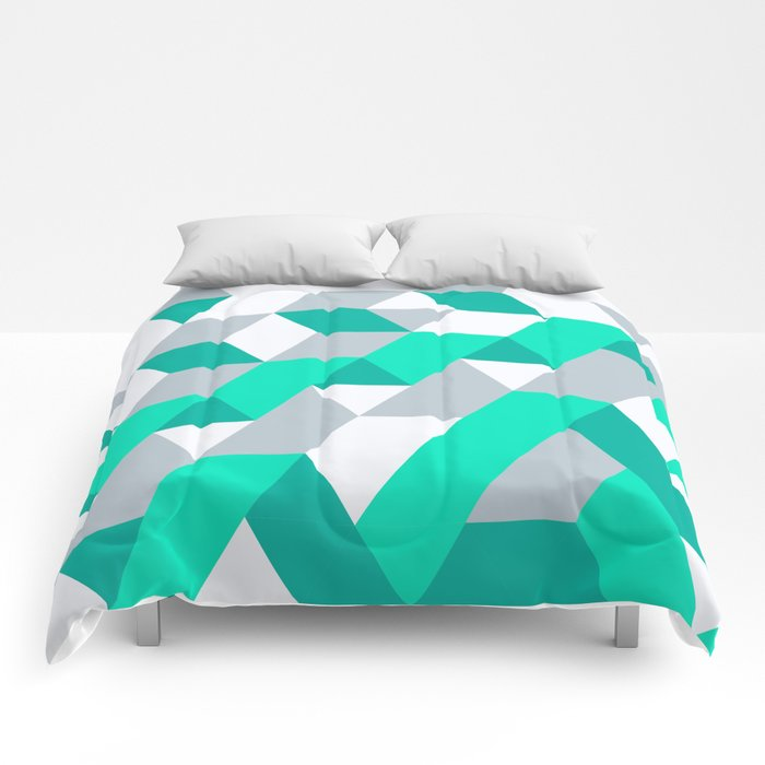 clyyrmynt Comforters
