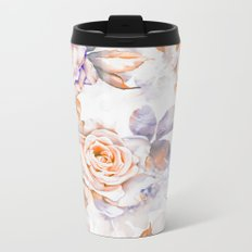 ROSES5 Metal Travel Mug
