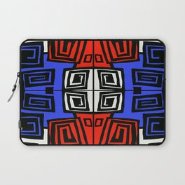 Blue & Red Laptop Sleeve