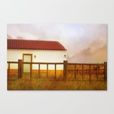 Land of soul Canvas Print