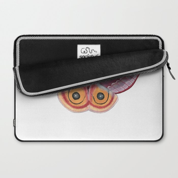 Io Moth Laptop Sleeve