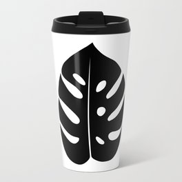 Palm Leaf Travel Mug