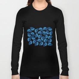 Ocean Leaves Long Sleeve T-shirt