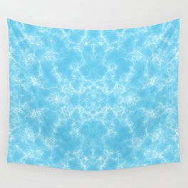 Swimming Pool Refresh Wall Tapestry