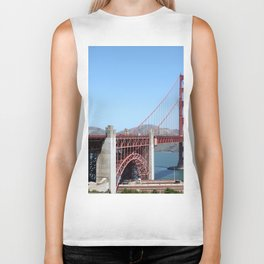 Golden Gate Biker Tank