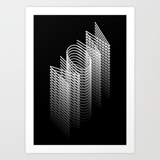 FOREVER NOW Art Print