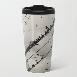 The Birds Travel Mug