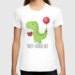 Party-Saurus Rex T-shirt