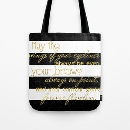 Makeup Lover Tote Bag