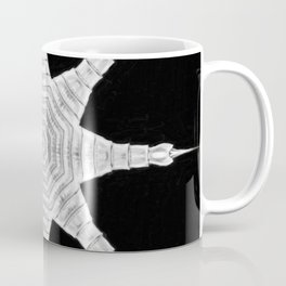 Ninja Star 5 Coffee Mug