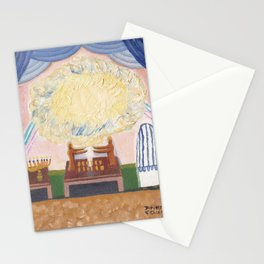 Ark of the Covenant Stationery Cards