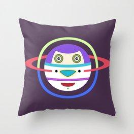 Spaceman 2 Throw Pillow
