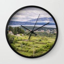 Hvar 5.0 Wall Clock