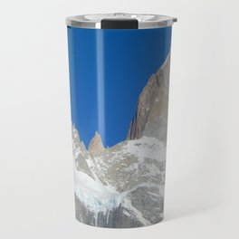 Fitz Roy and His Friends in Patagonia Travel Mug