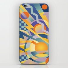 Graphic Abstraction iPhone & iPod Skin