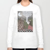 once upon a  time Long Sleeve T-shirts featuring Once Upon a Time by Judith Clay