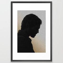 Joel - Headshots #8 Framed Art Print