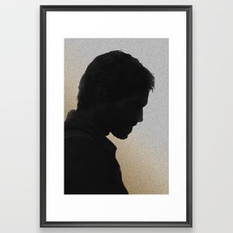 Joel - Headshots #8 Framed Art Print