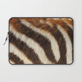 Zebra Fur Laptop Sleeve