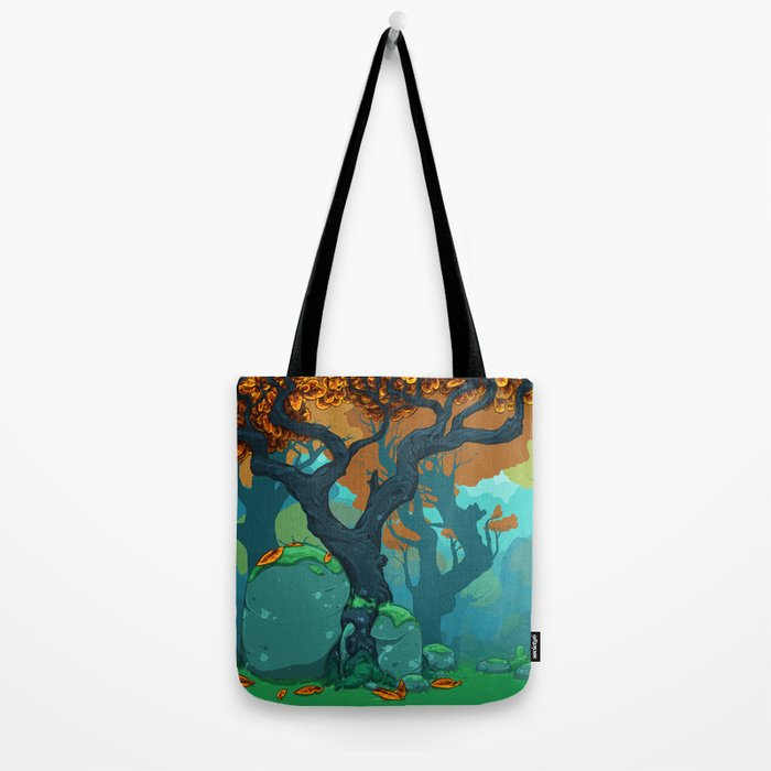 End of Fall Tote Bag