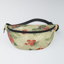 Vintage Berries Fanny Pack
