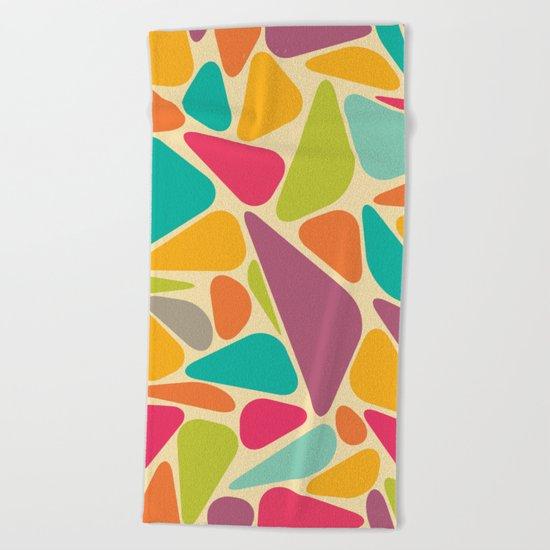 pattern#936 Beach Towel