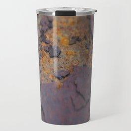 Rust on Rust rustic decor Travel Mug