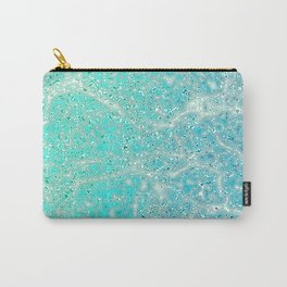 Ocean Whirl Carry-All Pouch