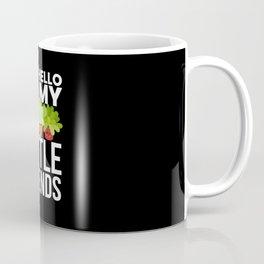 Say Hello To My Little Friends Aloe Vera Coffee Mug