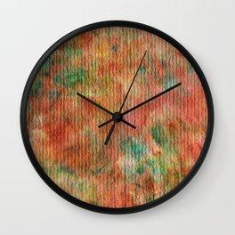 Abstract No. 321 Wall Clock