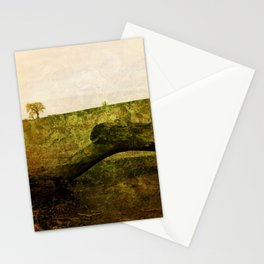 Textured Field Stationery Cards