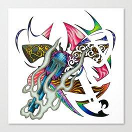 Banga Lang Canvas Print
