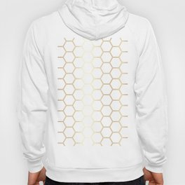 Honeycomb - Gold #170 Hoody