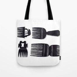COMBS Tote Bag