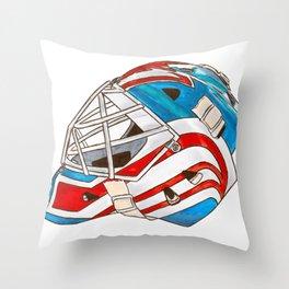 Tugnutt - Mask Throw Pillow