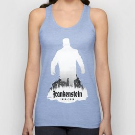 Frankenstein 1818-2018 - 200th Anniversary INV Unisex Tank Top