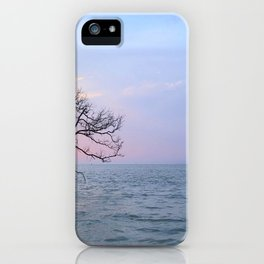 Sunset at the Beach iPhone Case