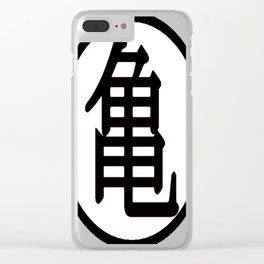 Kame Tee! Clear iPhone Case
