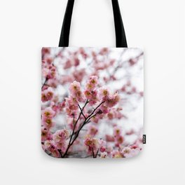 The First Bloom Tote Bag